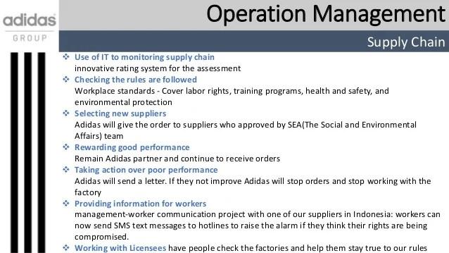 Abilityone Business Plan For Adidas