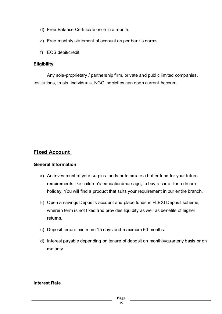 Credit Confirm Co Oparative Bank Training Project Report Bharati Nama