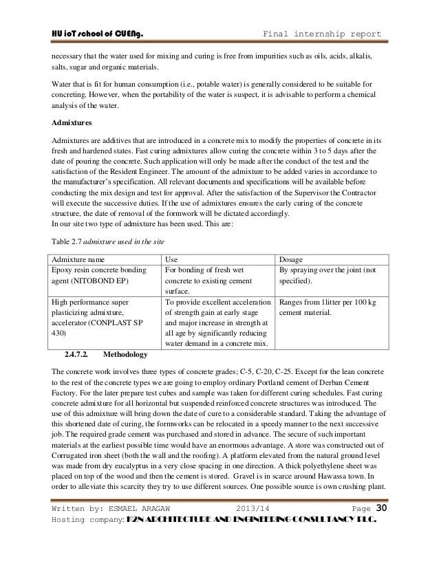 construction site report sample - Acurlunamedia