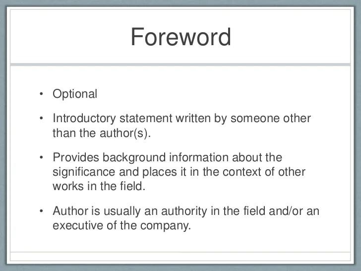 sample formal report - Apmayssconstruction