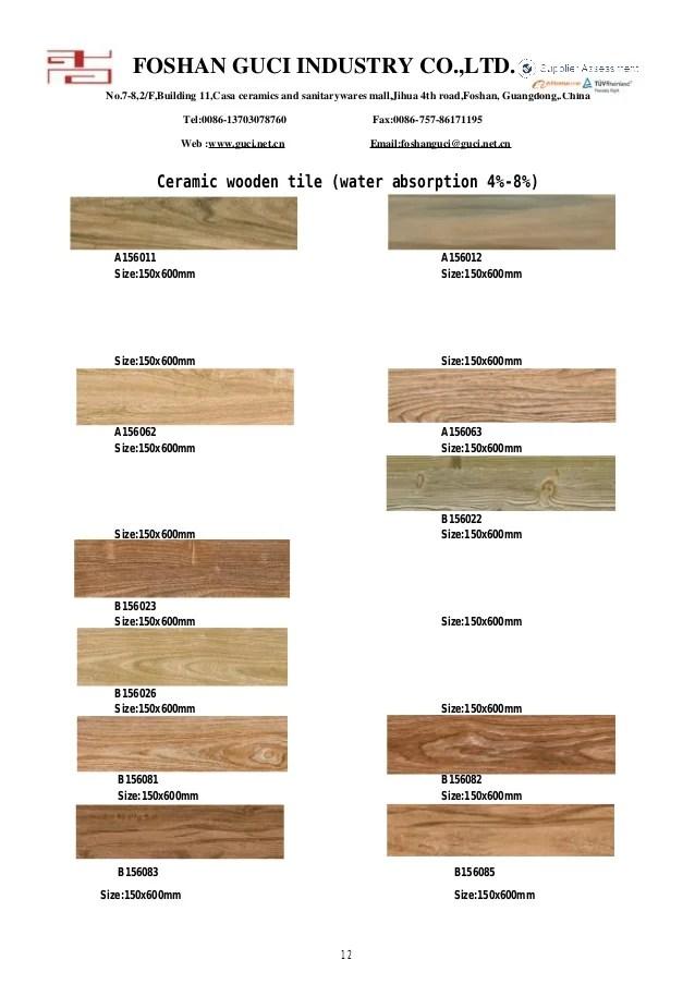 Foshanguci Wooden Tile