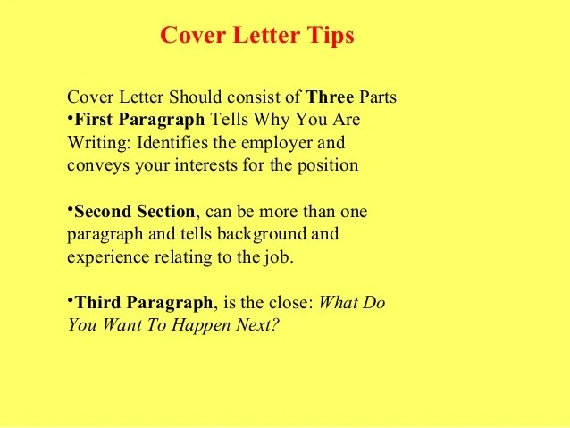 writing a cover letter to get noticed top 10 cover letter writing tips the balance cover