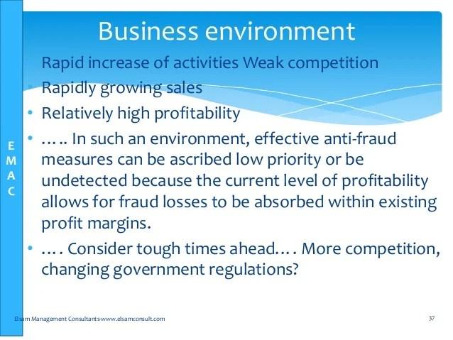 Director Of Compliance And Risk Management Job Description