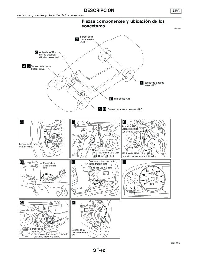 1997 Nissan Sentra Sensor Diagram - Wiring Diagram Database