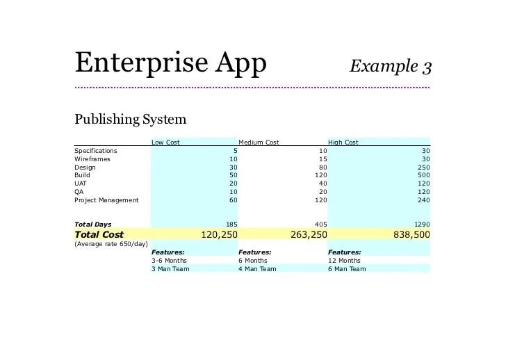 app development plan template - Yelommyphonecompany