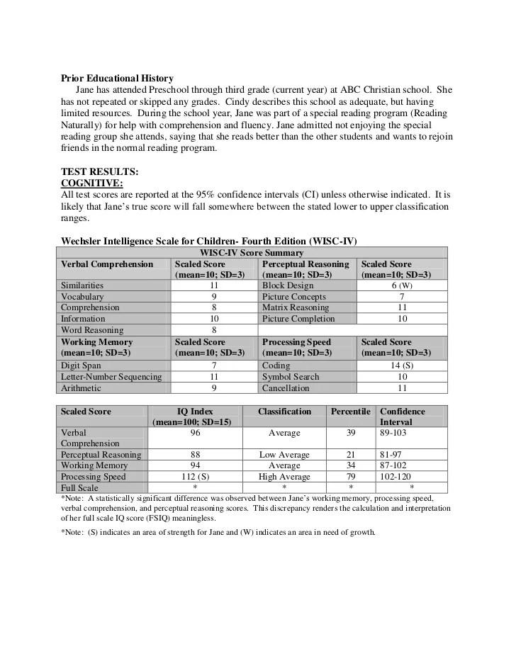 psychological profile template - Apmayssconstruction