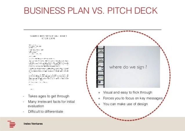 business plan startup template