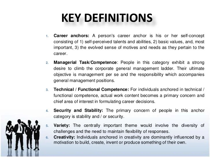 sample career aspiration