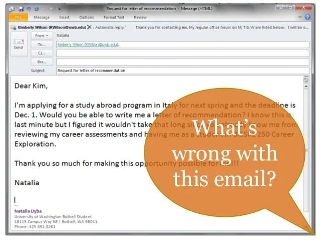 email letter of recommendation - Yokkubkireklamowe