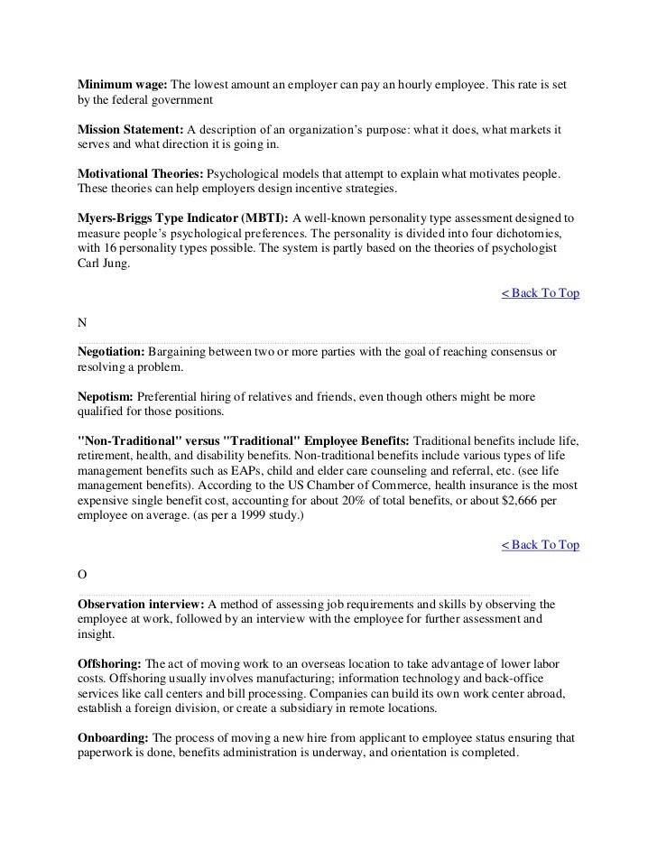 Talent Acquisition Resume - Fiveoutsiders
