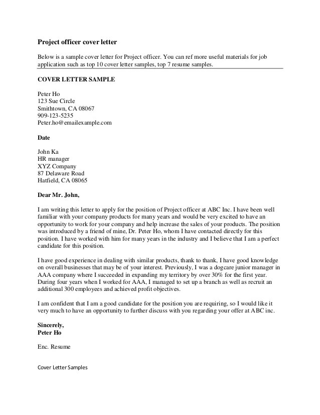 writing a good cover letter examples - Jolivibramusic - Letter Examples