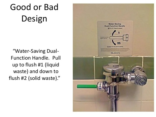 Good Or Bad Design - Bad Design Examples