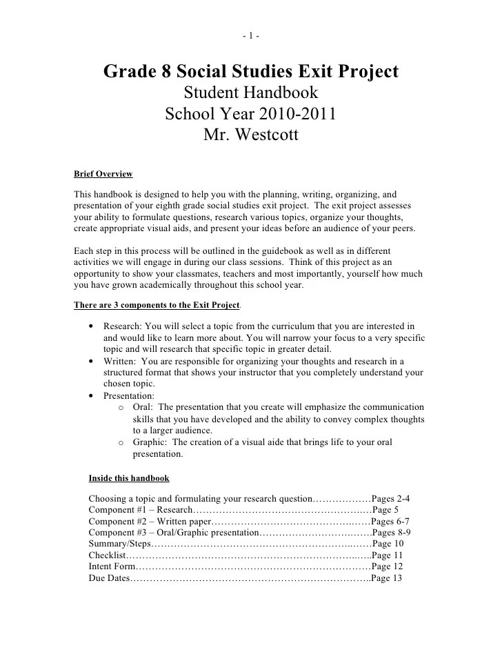 Case Study Dissertation Outline Elements