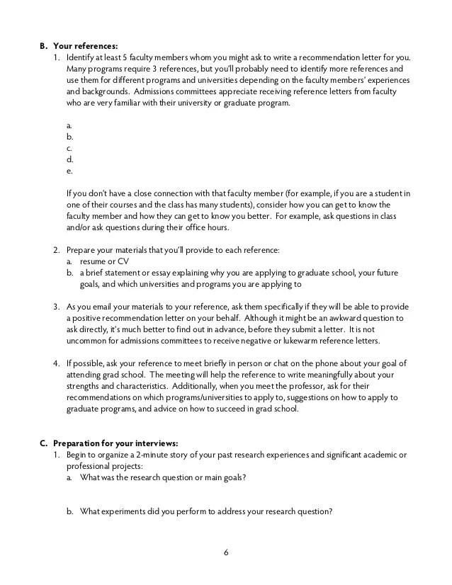 asking for letter of recommendation after graduation - Intoanysearch