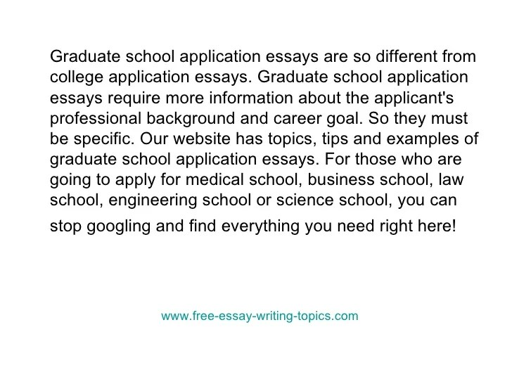 how to write a college application essay examples