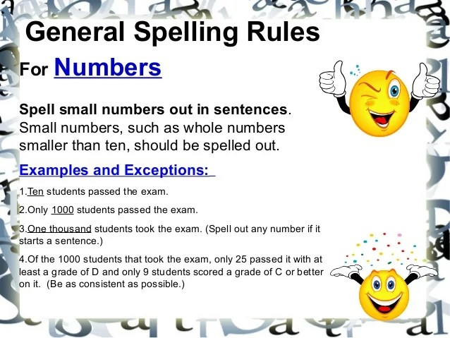 Do you write out numbers in essays Coursework Help eqassignmentalyw - Numbers In Writing