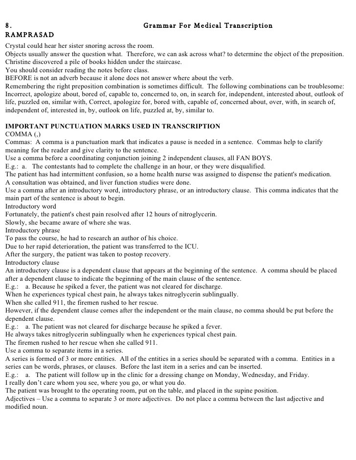 medical transcriptionist resume examples - Mavij-plus