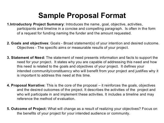 Grant Proposal Cover Letter Sample Grant Proposal Letters Of