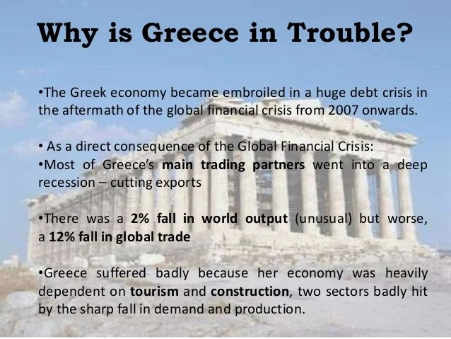 Impact Of Inflation On Economic Growth A Case Study Of Greece Economy