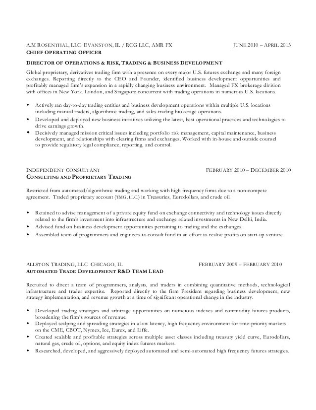 Resume-samples-trader-resumes - travelturkey - High Quality