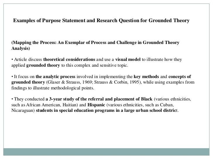Examples of nursing research problem statements