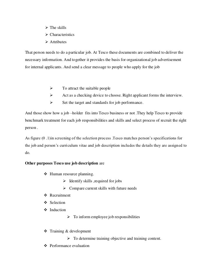 floor assistant job description