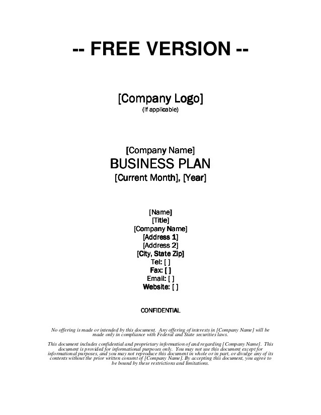 Nail Salon Business Plan Template Free | Resume Format Pdf For