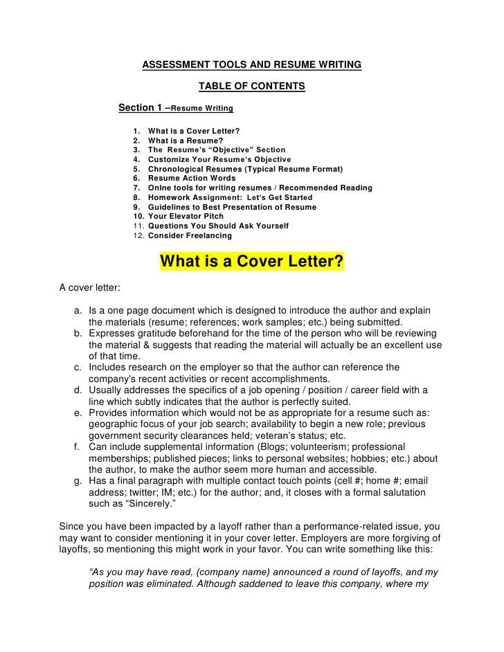 resume writing group 3312