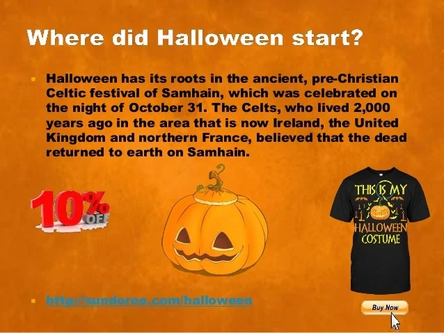 Halloween Costume Ideas 2017 And Facts About Halloween History - Ontstaan Halloween