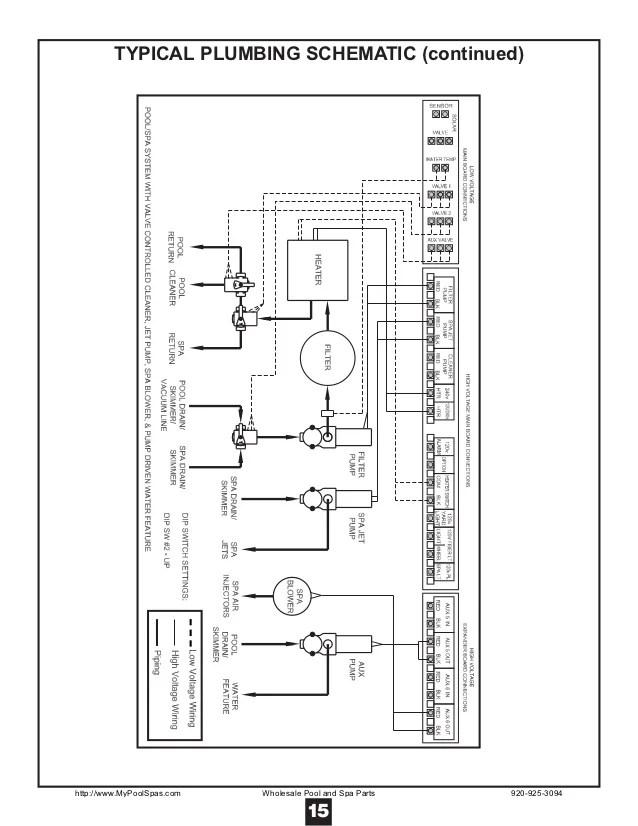 freeze protector pool wiring diagram