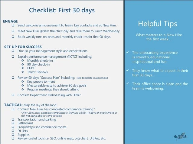 Checklist Template 35 Free Word Excel Pdf Documents Onboarding Is A Process Not An Event Heather Carey