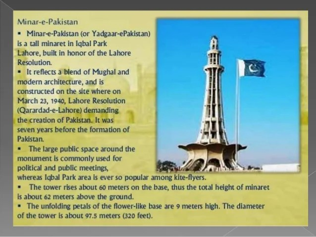 Historical Places In Pakistan A Presentation By Mr Allah