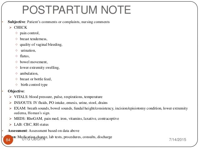 Recent Posts  Postpartum Nurse Resume