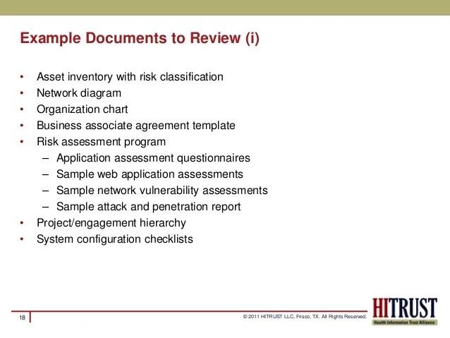 network assessment template - Onwebioinnovate - network assessment template