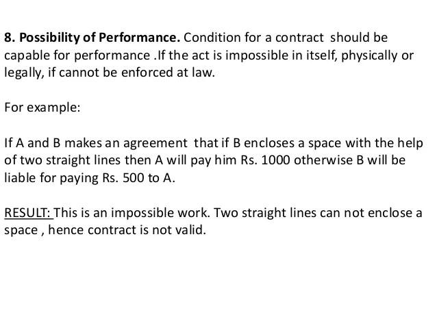 performance contract example - Romeolandinez