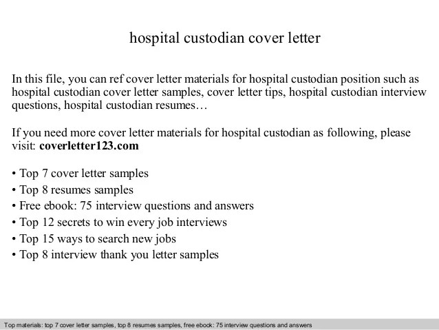 janitor cover letter no experience - Ozilalmanoof - janitorial cover letter