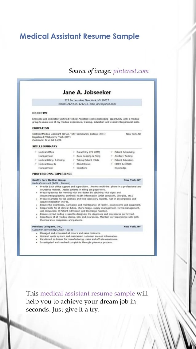 Creating Scannable Resume Using Word Keep In Mind That Many