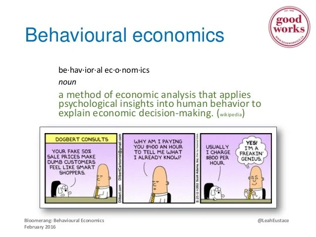 How Nonprofits Can Use Behavioural Economics to Increase Fundraising