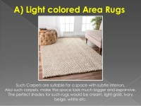 how to choose a carpet color | My Web Value