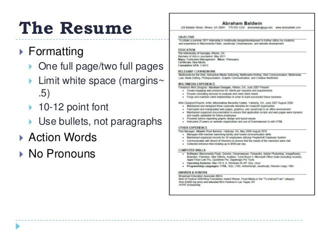 how to create a winning resumes - Onwebioinnovate - winning resumes