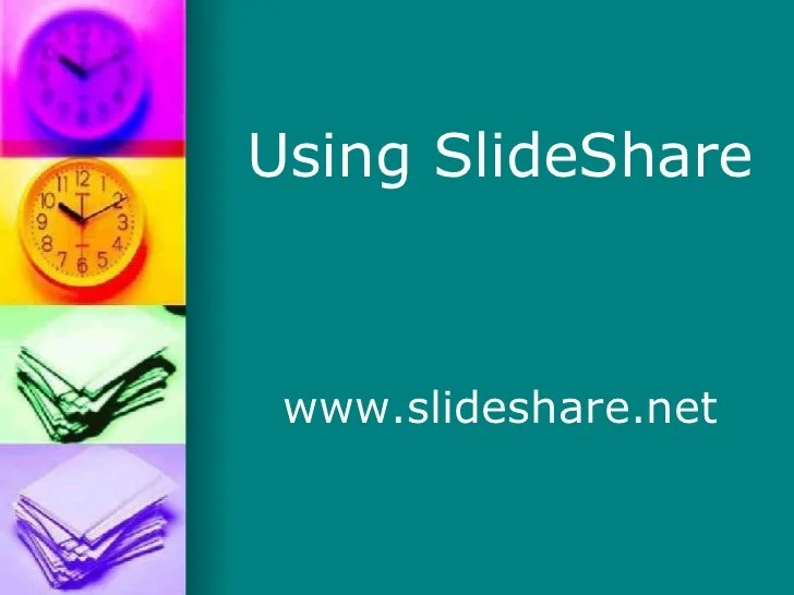 slide share net - Onwebioinnovate