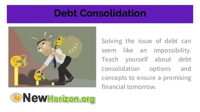 How to Pay Your Debts Through Debt Consolidation