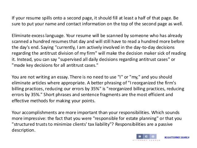 name on second page of resume - Jolivibramusic