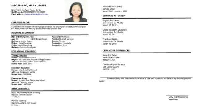 application letter resume - Vatozatozdevelopment