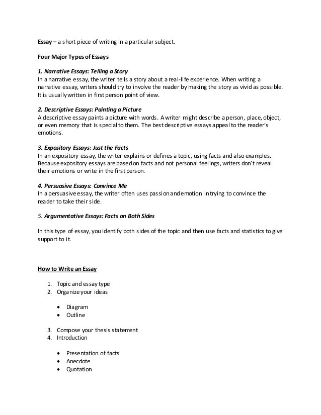 Expository Essays examples of excellent essays expository essay