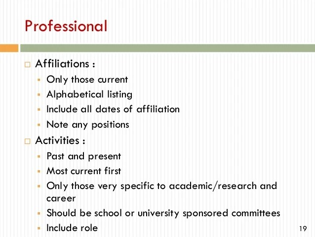 Resume Professional Affiliations Examples Professional Affiliations Robins Resumes How To Write A Professional Cv