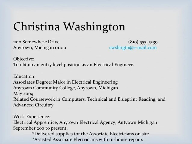 How To Write A Functional Resume With Sample Resumes How To Write A Winning Resume