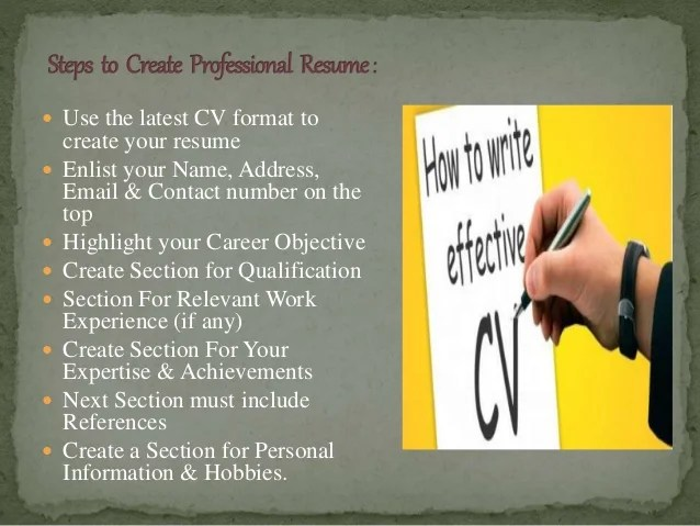 cv writing online - Selomdigitalsite