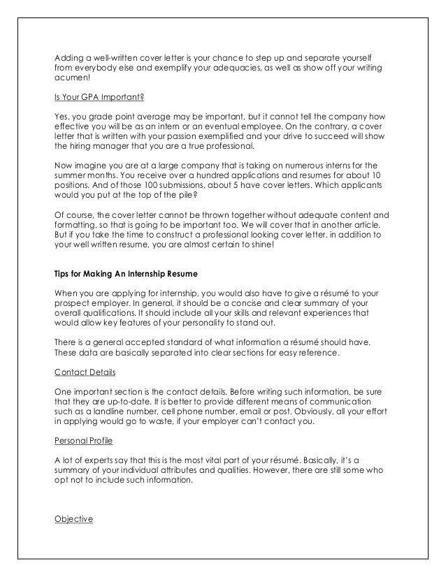 what to include in cover letter - Minimfagency