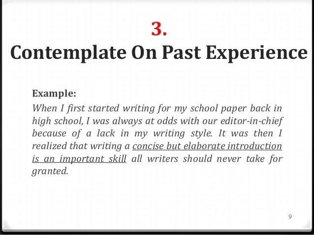 How To Write A Great Introduction Paragraph For An Essay